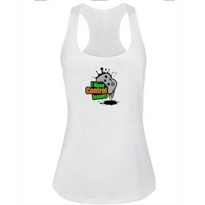 Women's Control Issues Color A-Shirt Tank Top